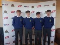 Comórtas Irish Angus Beef, Eanáir 2020