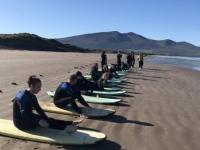 4 Surfáil sna Machairí le Jamie Knox, Idirbhliain 2019