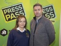 8. Kate Ní Dhubháin, 1ú áit, Press Pass, Márta 2017