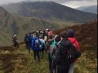 Siúlóidí Bhl.4 chun ullmhú don Camino. An Baile Dubh go PCD, 15km Bealtaine 8, 2019  (1)