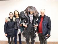 Comhghairdeas le Maxim agus a chlann.  Junk Kouture 2019_2511