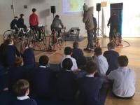 Pedal Energy, Pobalscoil Chorca Dhuibhne, Eanáir 2018