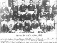 1936 Frewen Cup 1936